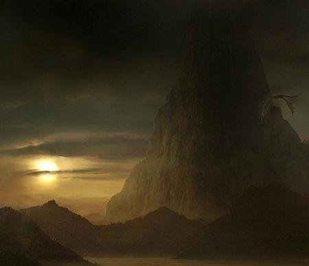 Гора Драконий оплот. 21915910