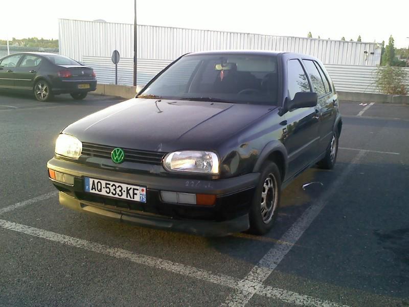 VW Golf 3 TDI 90chv Pic_0412