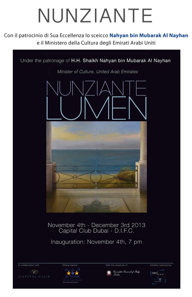 NUNZIANTE al Capital Club DUBAI, 4 Novembre-4 Dicembre 2013 - Pagina 2 10101310