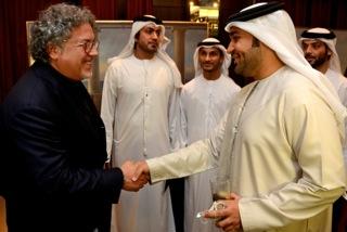 NUNZIANTE al Capital Club DUBAI, 4 Novembre-4 Dicembre 2013 - Pagina 5 1110