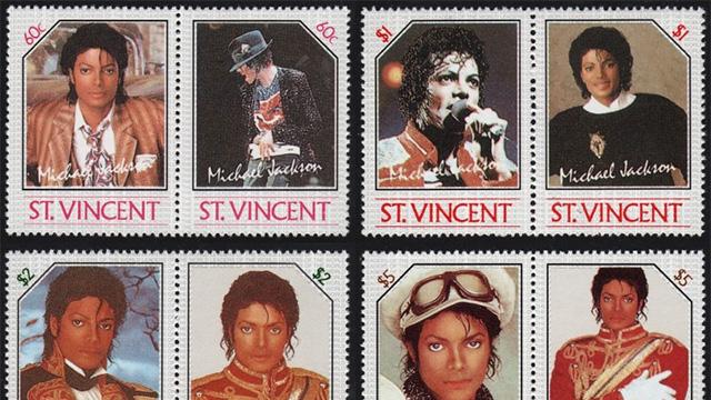 Michael Jackson en los sellos de USA Stamps10