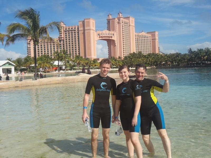Notre Voyage à Paradise Island ( Bahamas ) Juille16