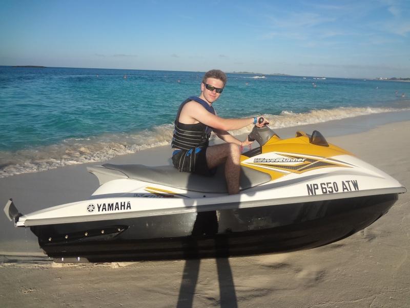 Notre Voyage à Paradise Island ( Bahamas ) Juille18