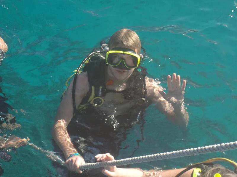 Notre Voyage à Paradise Island ( Bahamas ) Juille26