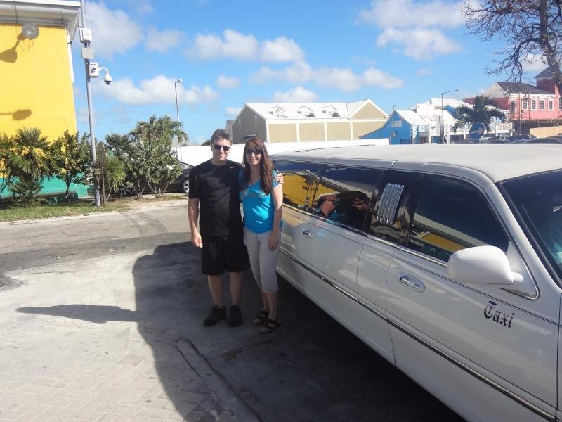 Notre Voyage à Paradise Island ( Bahamas ) Juille28