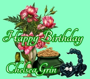 Happy Birthday ChelseaGrin Cats10