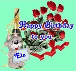 Happy Birthday mamasita Cats20