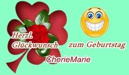Happy birthday CherieMarie Cherry10