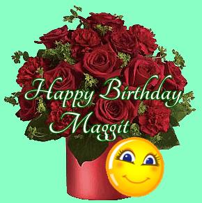 Happy Birthday Maggit Maggit10
