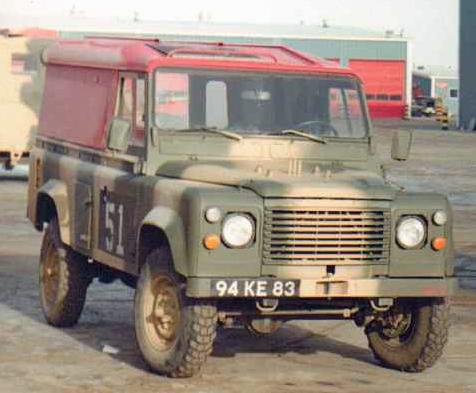 "Land-rover ""batus"" 0110"