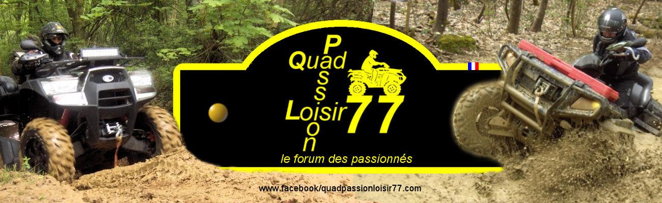 Quad Passion Loisir 77