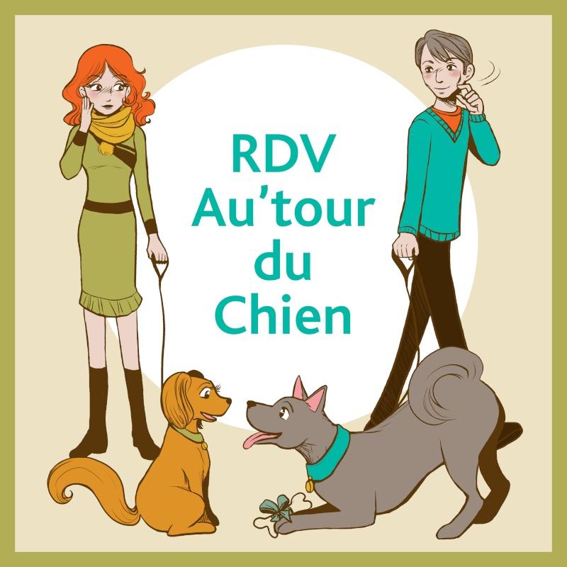 Activités canines dans le Cantal pour célibataires avec leur Veroni10
