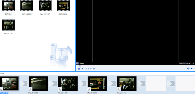 Windows movie maker i srodni programi za pravljenje filmića Video10