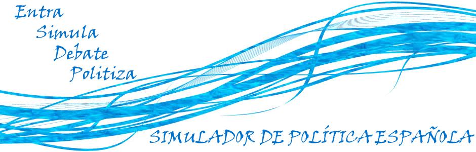 Simulador de Política Española