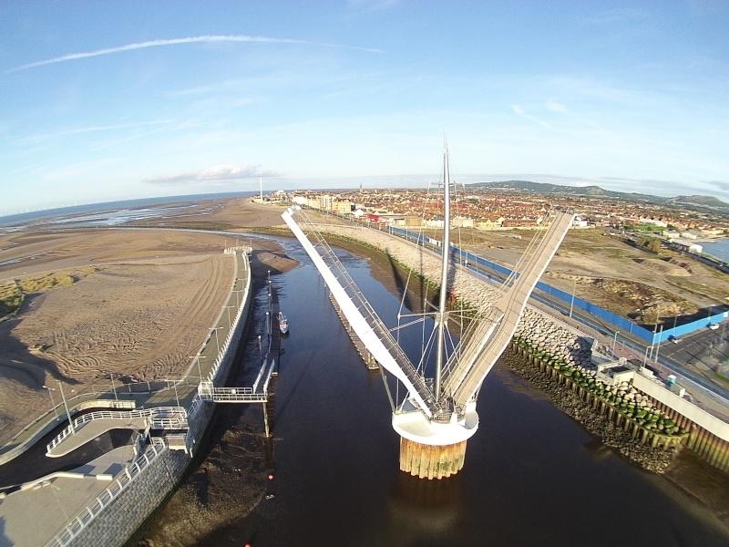 New Bridge in Rhyl Img04410