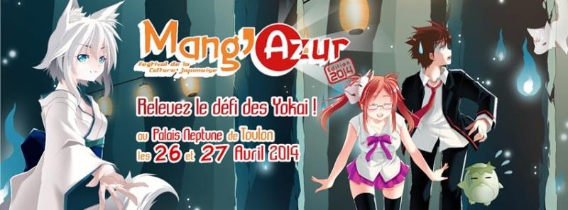 Mang'azur - Toulon, Palais Neptune - 26 et 27 Avril 2014 - News : Photos =) 77872010