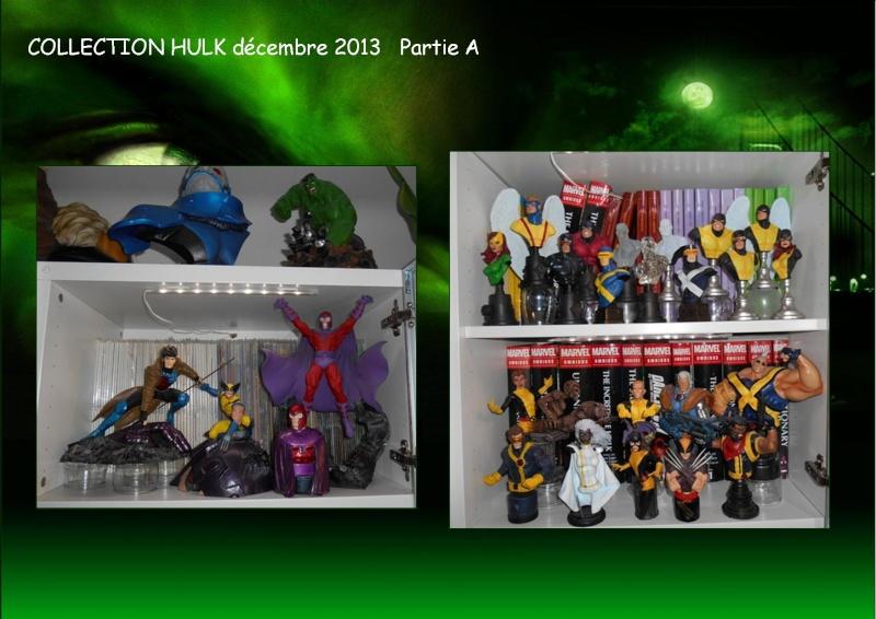 La collection de Hulk Collec24