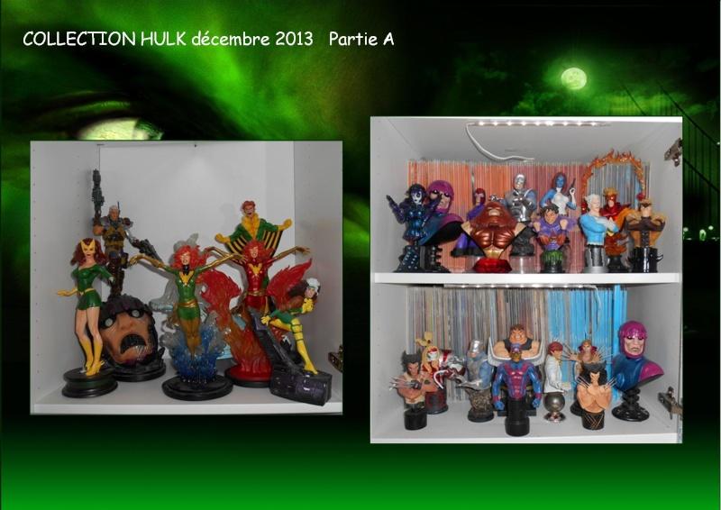 La collection de Hulk Collec25