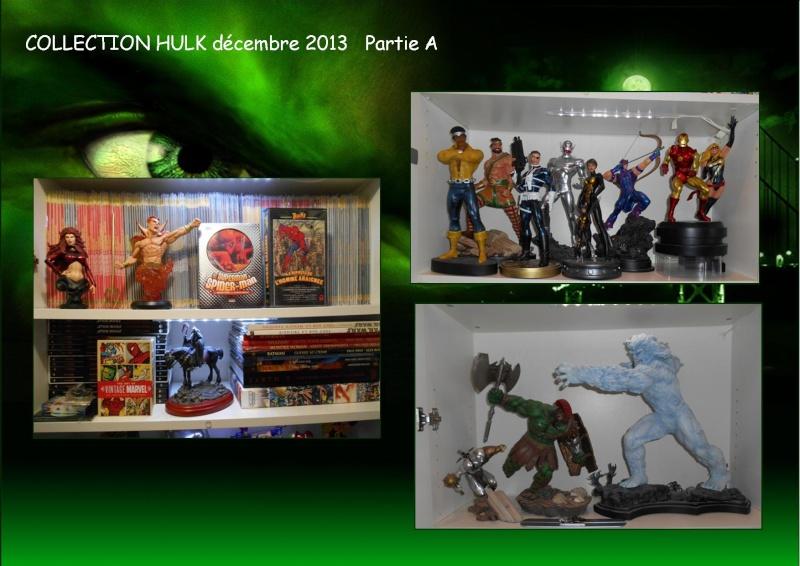 La collection de Hulk Collec32