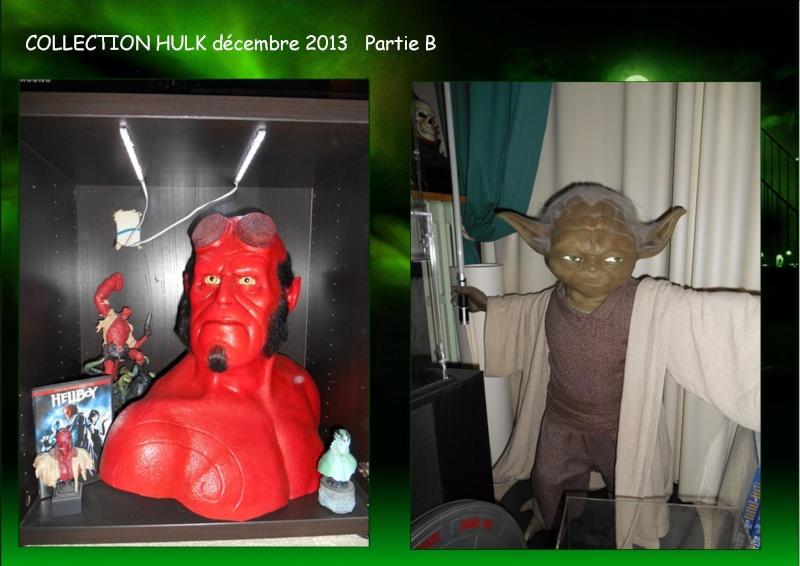 La collection de Hulk Collec45