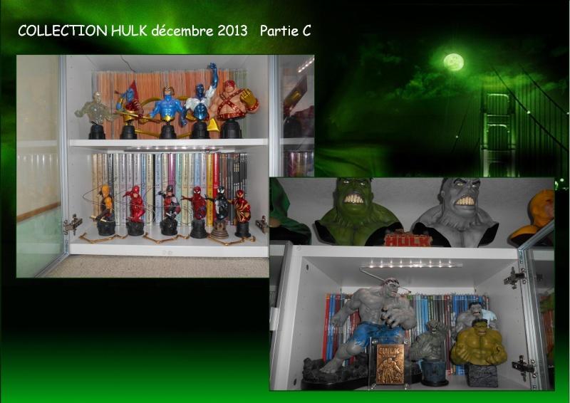 La collection de Hulk Collec50