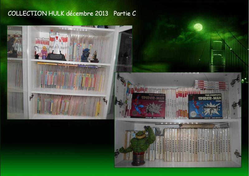 La collection de Hulk Collec63