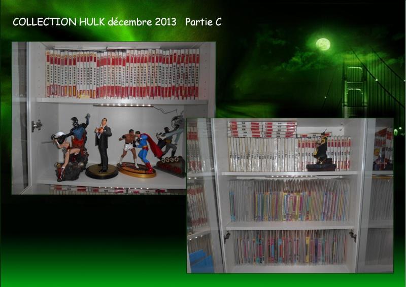 La collection de Hulk Collec64
