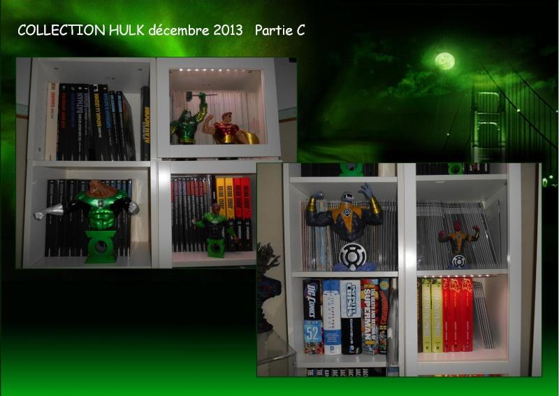 La collection de Hulk Collec65