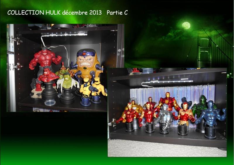 La collection de Hulk Collec68
