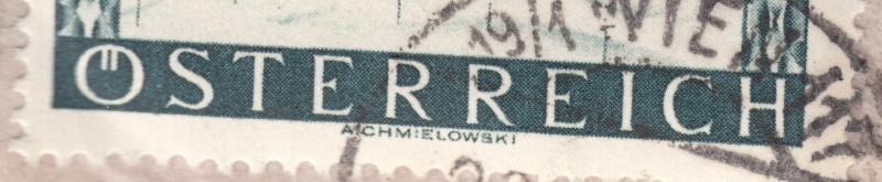 Landschaftsbilder Schillingausgaben ANK 767 - 774 23_12_11