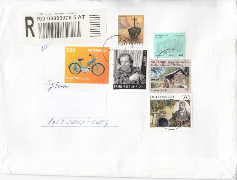 Sammlung Bedarfsbriefe Österreich ab 1945 - Seite 5 Img11