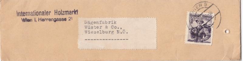 Trachtenserien ANK 887 - 923 und 1052 - 1072 Belege - Seite 6 Img37