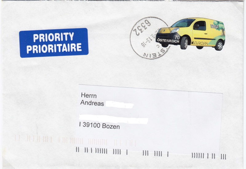 Sammlung Bedarfsbriefe Österreich ab 1945 - Seite 5 Img88