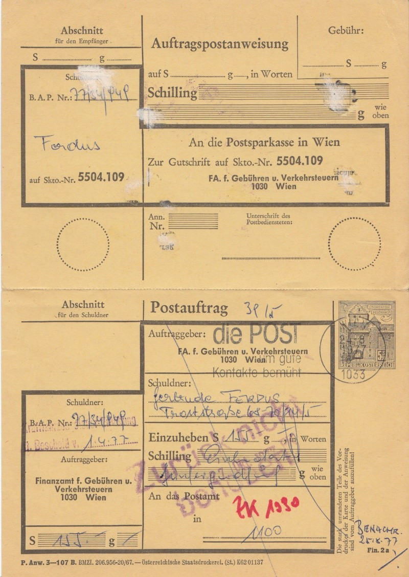 Postaufträge der Finanzämter Img_0026