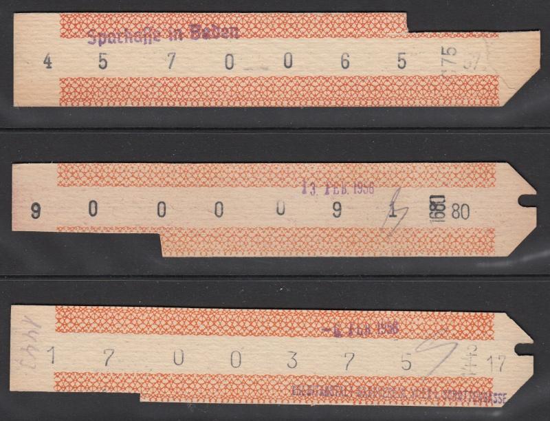 Verrechnungsmarken Österreich 1948 Img_0053