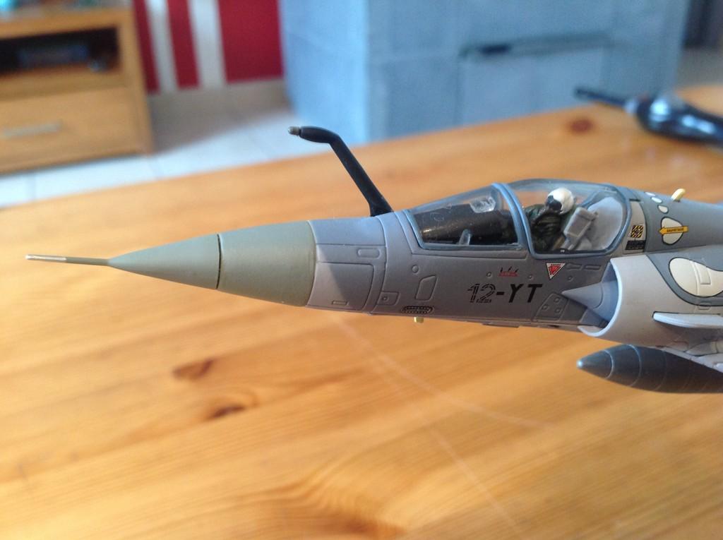 ma collection d'avions ... attention grosses photos, désolé dany ;) Mirage17