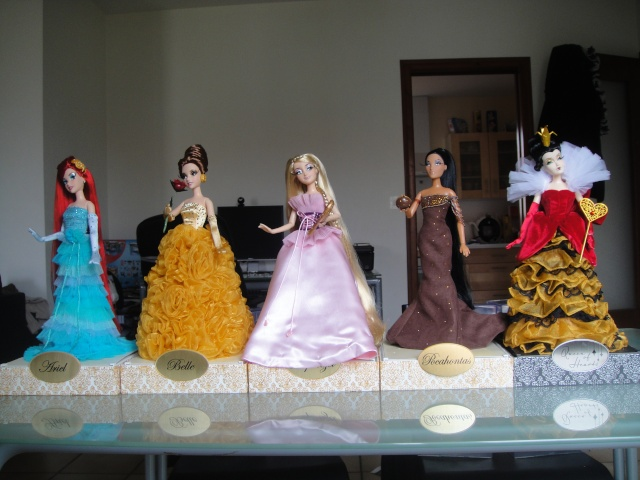 Disney Princess Designer Collection (depuis 2011) - Page 2 Dsc04313