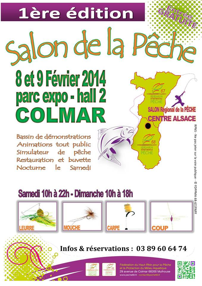 Wouahou Salon de la pêche a Colmar - Page 2 14636710