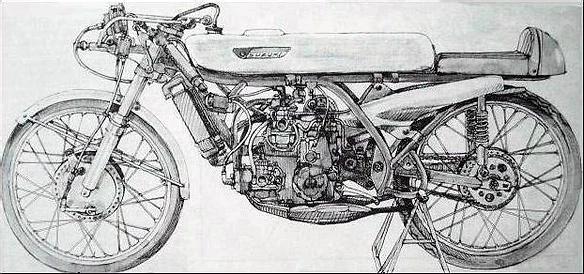 SUZUKI RP68    1968 90790a10