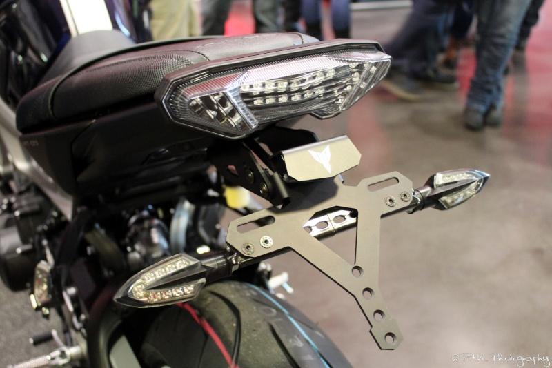 high quality wholesale online here Récapitulatif des supports de plaque pour la Yamaha MT-09