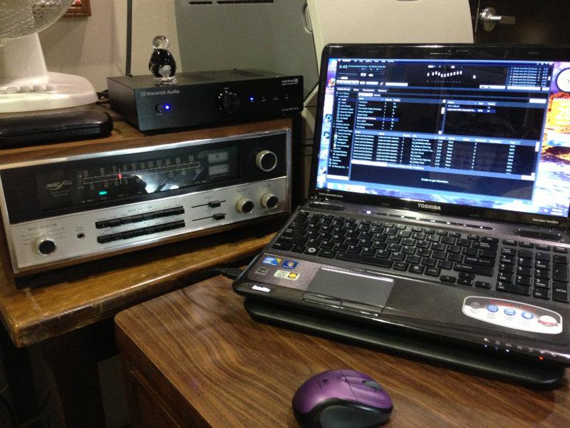 List your stereo setup Sanity10