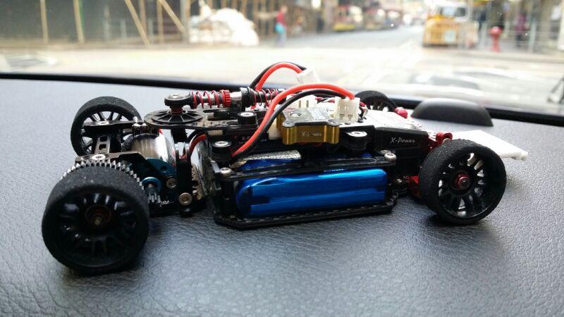 Châssis Mini-Z by X-Power Img-2010