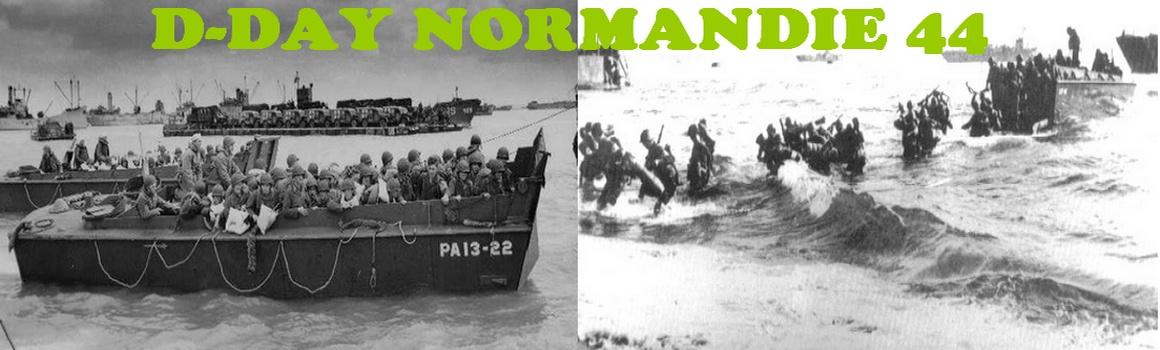 D-DAY - NORMANDIE 44
