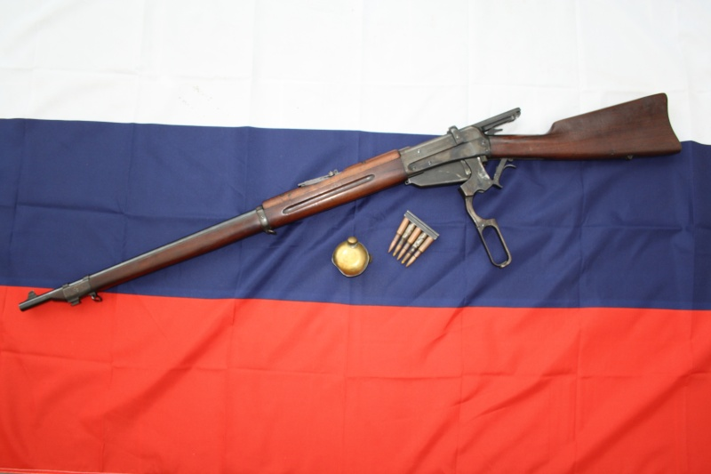 Winchester 1895 Russe Img_4716