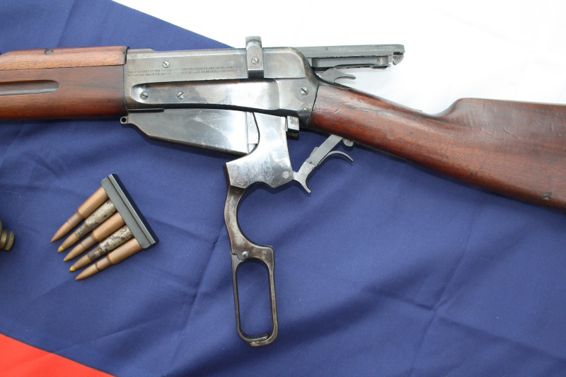 Winchester 1895 Russe Img_4717