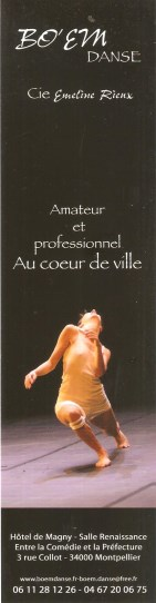 Danse en marque pages - Page 2 013_1411