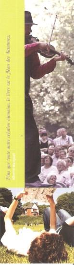 DIVERS autour du livre non classé 052_1510