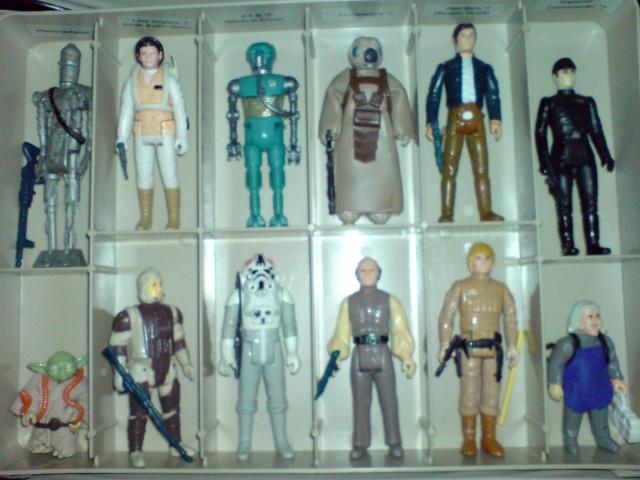 Star Wars/Guerre Stellari (collezione di spezialagent) Dsc00016