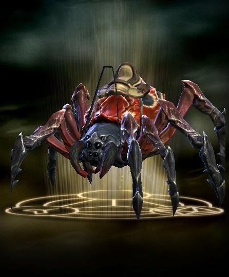 [Concours] : Un duo de Choc (Inscription et classement) Arachn10