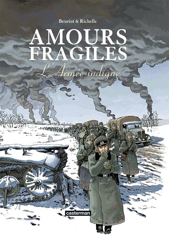 Amours fragiles Af610